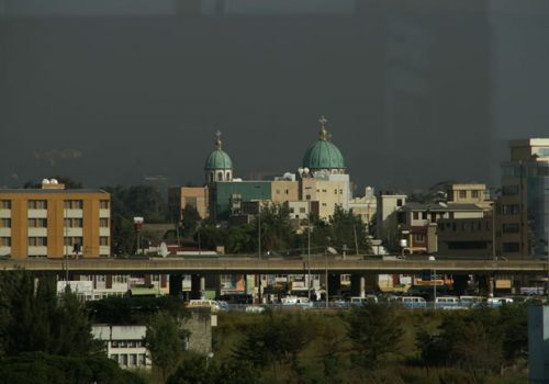 AddisAbaba-Ethiopia-Bole-Medhanialem