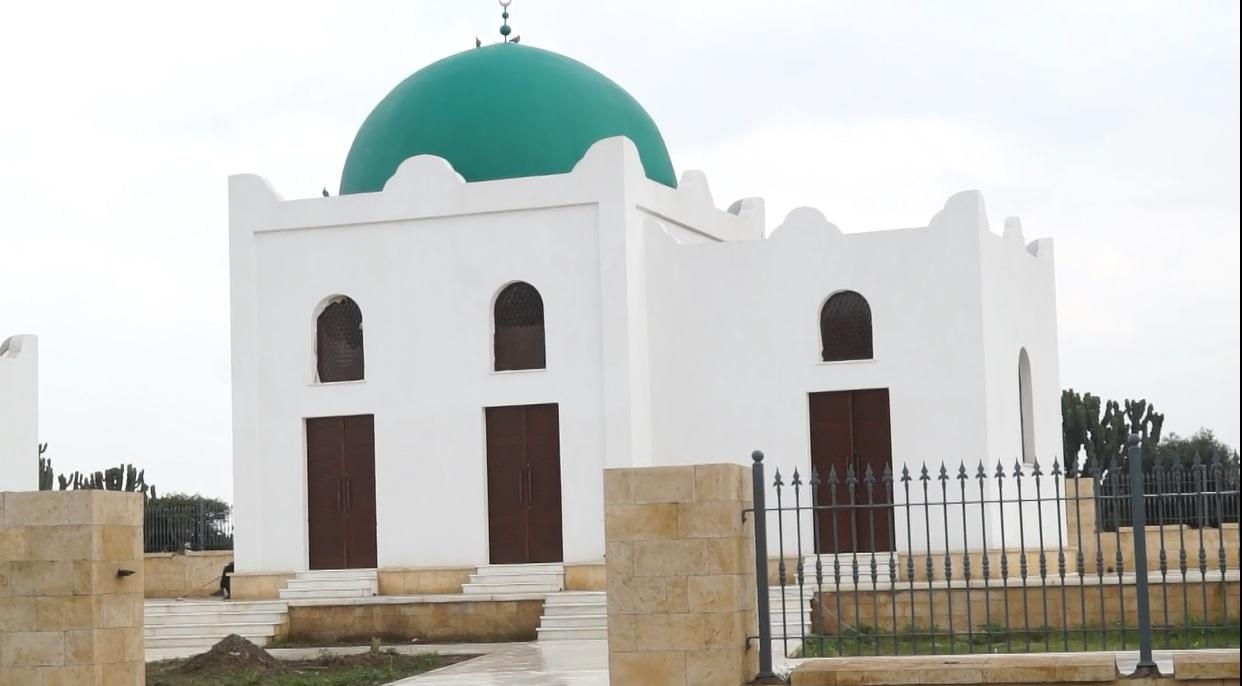 Al Negash – Ancient mosque in Ethiopia