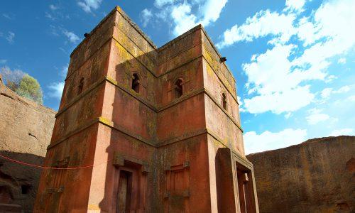 Visit ethiopia Tours -Lalibela churchs