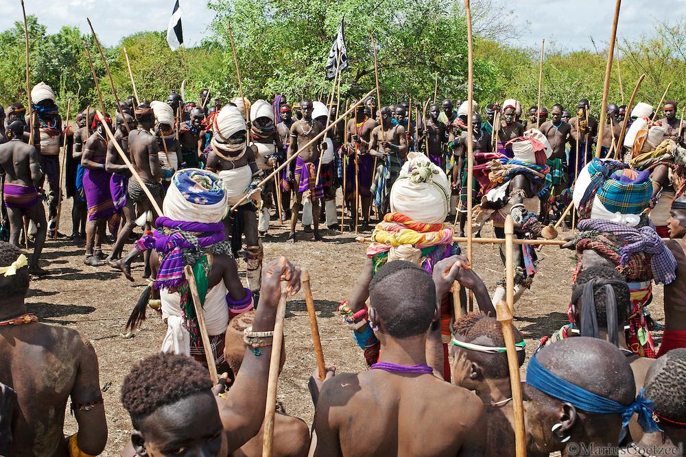 Suri or Surma Tribe