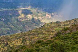 The Blue Nile Gorge